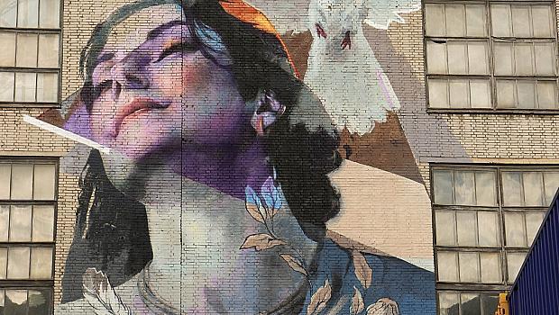Световноизвестният стрийт арт майстор Насимо ще изрисува фасада в квАРТал