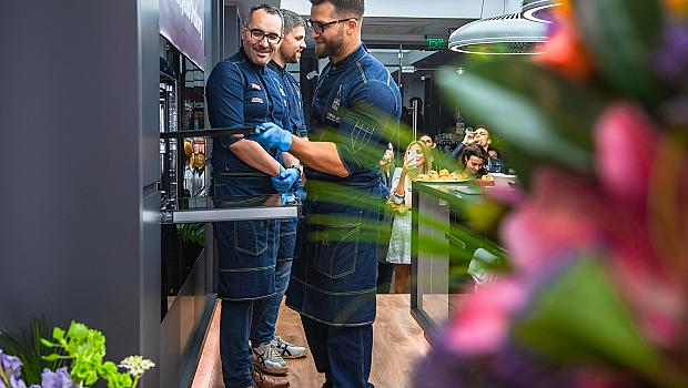Generation 7000 от Miele – 4 нови линии и кулинарно шоу