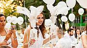 WHITE DINNER: Изненади във второто издание на изискания пикник с бял дрескод