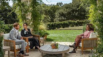 Първи тийзър за интервюто на Меган и Хари с Опра Уинфри