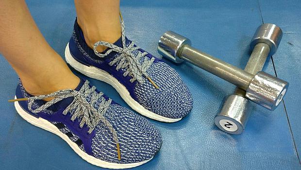 Обувките, които ми станаха партньор в тренировките