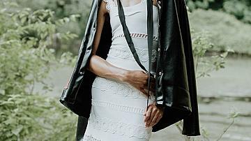 Транссексуалният модел Кита Ъпдайк пред обектива на Дуо Лин