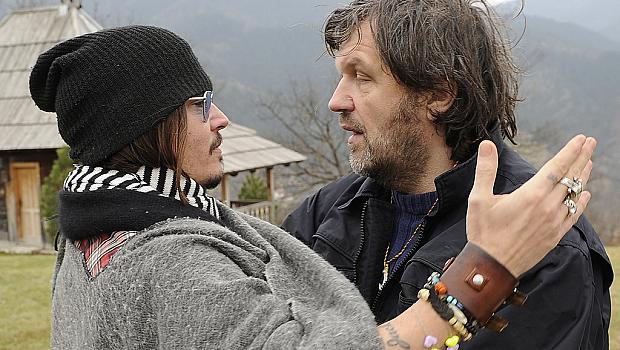 """Джони Деп пристигна в Белград за снимките на """"Минимата"""""""