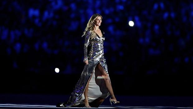 Вижте най-красивите моменти от откриването на Олимпиадата в Рио 2016