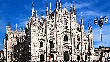 Милано в 10 снимки
