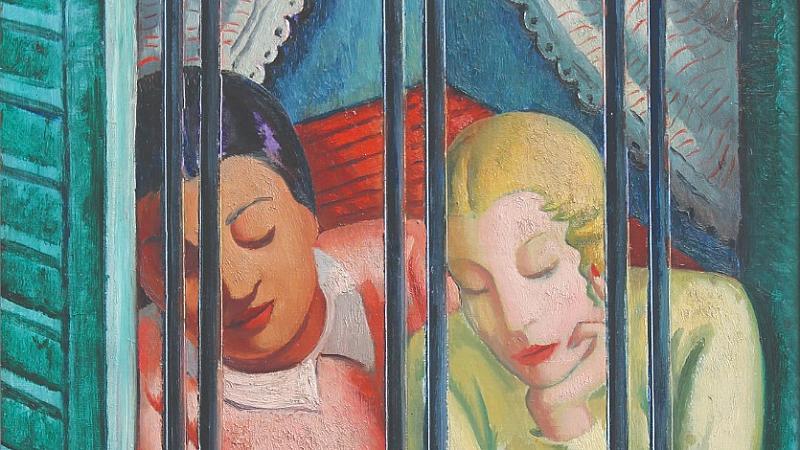 Изложба представя българската живопис през първата половина на ХХ век