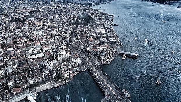 Да се качиш на покрива на Истанбул (ВИДЕО)