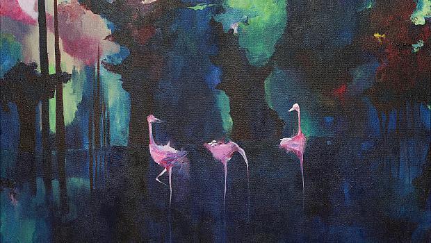 Картините на Хейди Ефрат