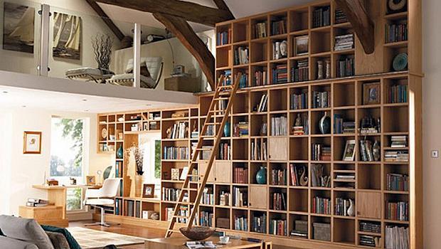 10 съвета как да направите библиотека у дома