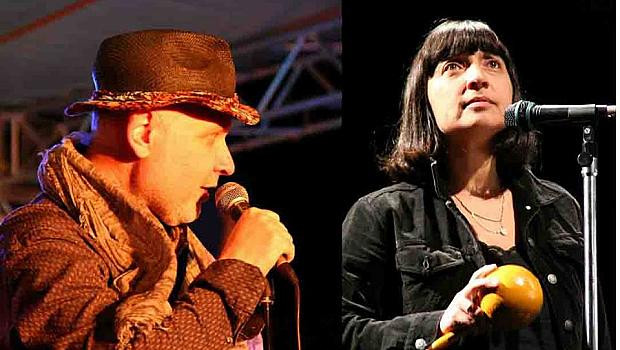 Тандемът Мая Новоселска и Антони Дончев изпълняват джазови теми