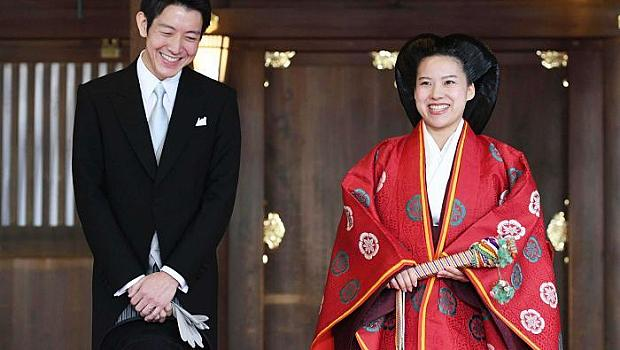 Японска принцеса жертва титлата си в името на любовта