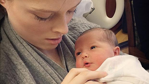 Коко Роша и дъщеря й Айони