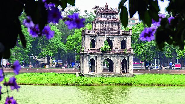 Доника Ризова във Виетнам