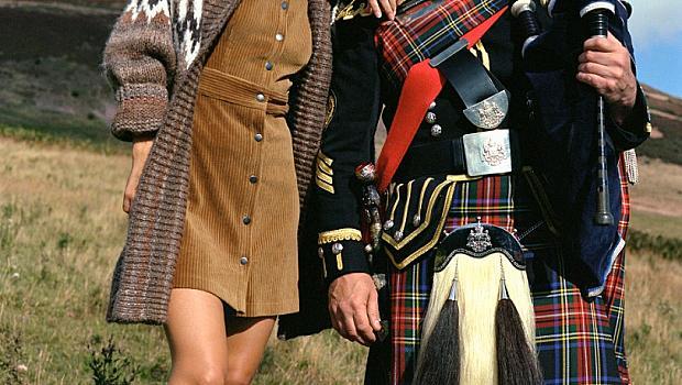 Пътуваме до Шотландия заедно с Жан Дамас