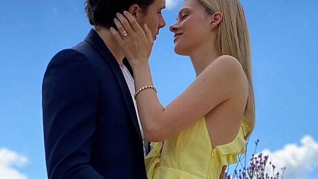 """Бруклин Бекъм: """"Обещавам да бъда най-добрият съпруг!"""""""