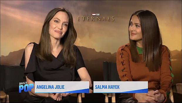 Журналист изненада Анджелина Джоли с въпрос за връзката й с The Weeknd