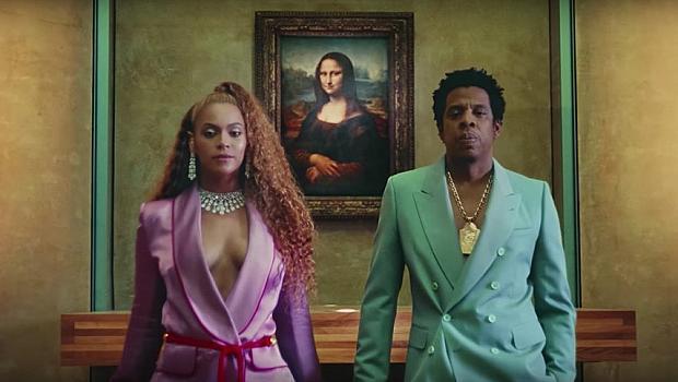 В Лувъра вече има екскурзия по клипа на Jay-Z и Бионсе