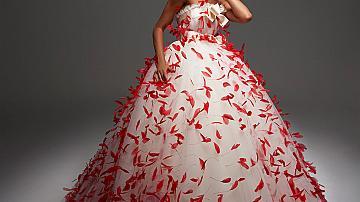 18-те най-красиви рокли на 2020 в колекцията на Giambattista Valli Haute Couture