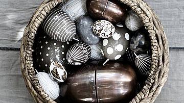 22 идеи за различни великденски яйца