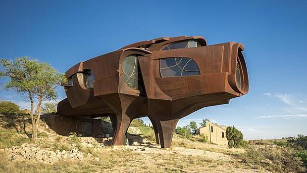 8 от най-странните къщи в света