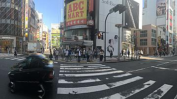 Токио през погледа на Георги Тошев