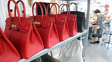 11 факта за чантите Birkin