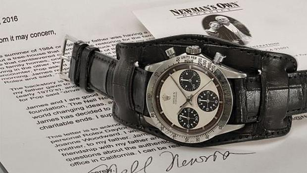 Rolex продаде най-скъпия си часовник