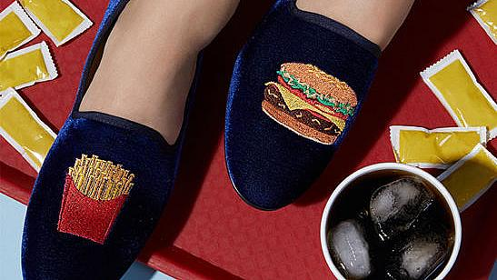 Обувки за добър апетит