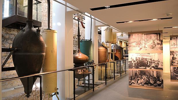 В Музея на парфюма в Грас