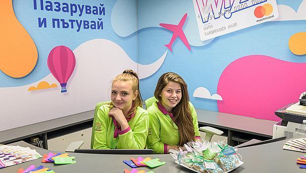 Ще можем да купуваме кредитна карта DSK-Wizz Air направо от Летището