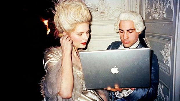 Версайският дворец ще бъде домакин на електронно музикално парти