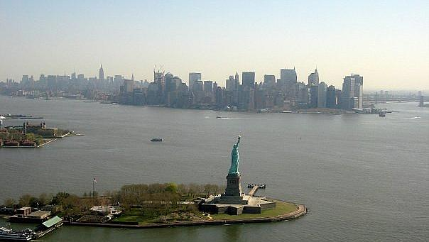 Ню Йорк през погледа на Делян Манчев