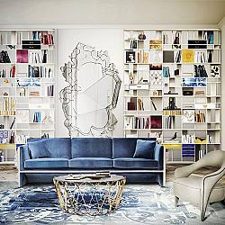 """Проект """"Парижки апартамент"""" на COVET HOUSE"""