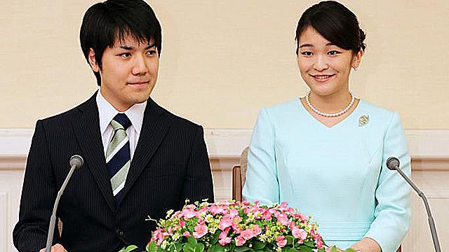 Японската принцеса Мако се омъжи и загуби кралските си привилегии