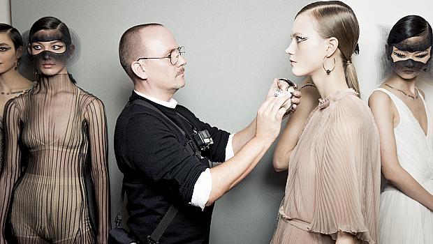 Зад кулисите на DIOR Haute Couture SS 2018