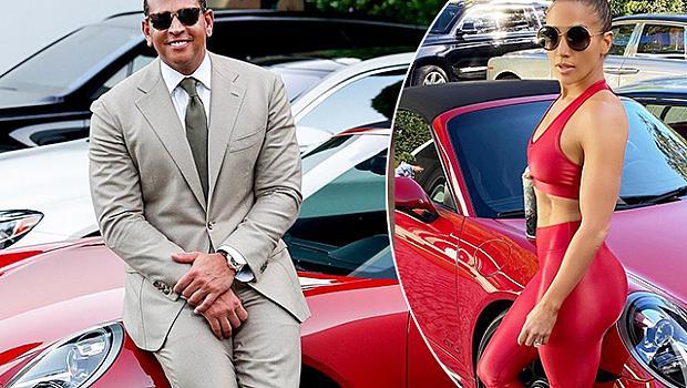 Дженифър Лопес върна на Алекс Родригес кабриолета, който той й подари