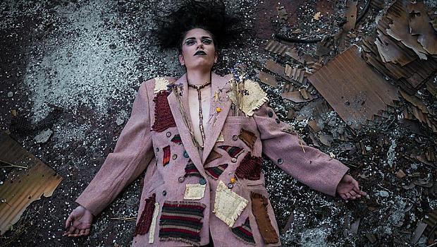 ЗОВВ: модна колекция от дизайнерски рециклирани дрехи