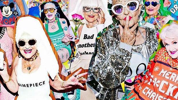 INSTAFAMOUS: Бади Уинкъл - старицата с младежки дух