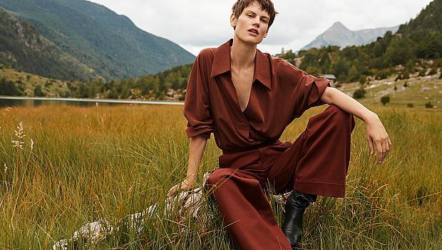 Устойчива мода с колекцията на MANGO от рециклирана вълна и изцяло естествени материи