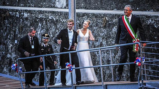 Племенникът на принц Албер се ожени