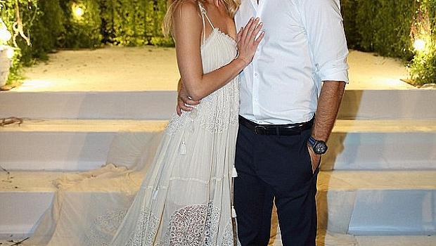 Ето какво изпусна Леонардо Ди Каприо! Бар Рафаели показа снимка от сватбата