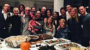 Гуинет Полтроу и Крис Мартин се събраха за Деня на благодарността