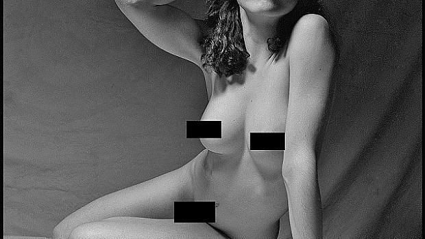 Провокиращи снимки на 20-годишната Мадона