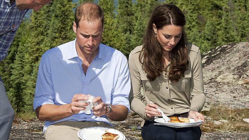 Защо Кейт Мидълтън не яде ориз, паста и картофи?