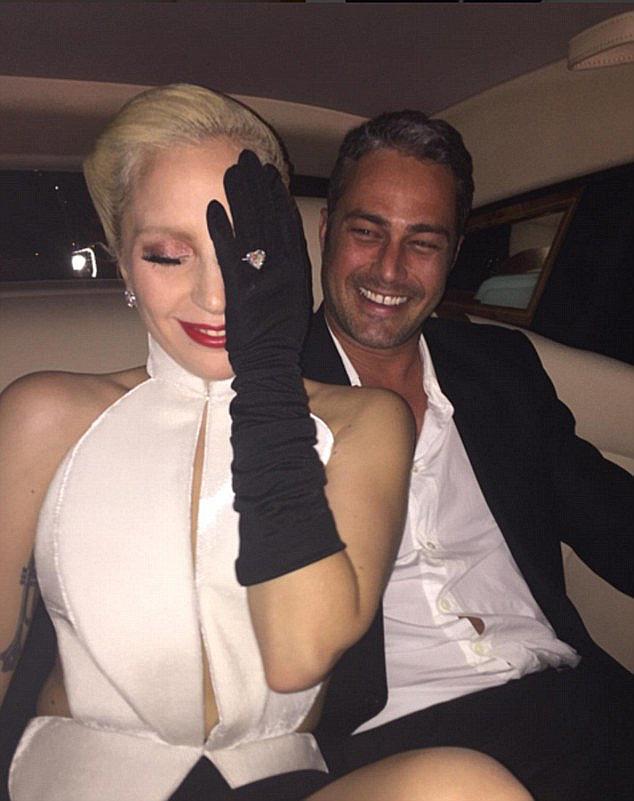 Лейди Гага и Тейлър Кини