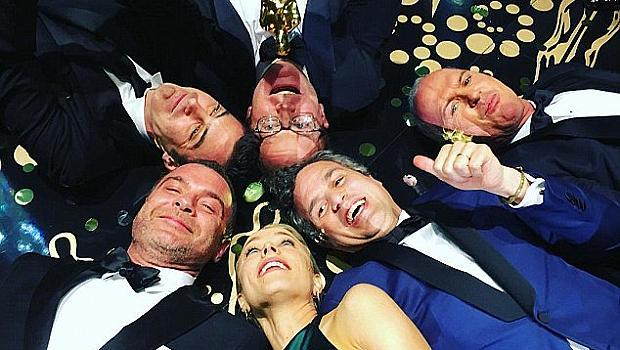 Звездни селфита, или какво остана скрито на Оскар-ите