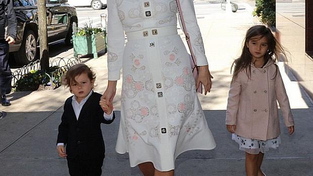 Иванка Тръмп в топ форма седмица след като роди