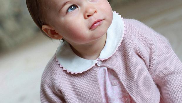 Принцеса Шарлот става на 1 годинка