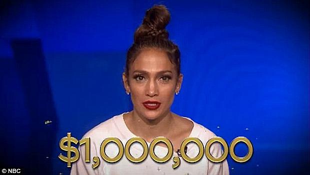 Разберете кой ще получи 1 милион долара от Дженифър Лопес