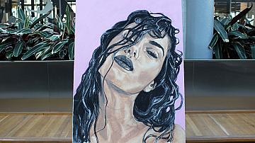 Портрети, рисувани с фон дьо тен?